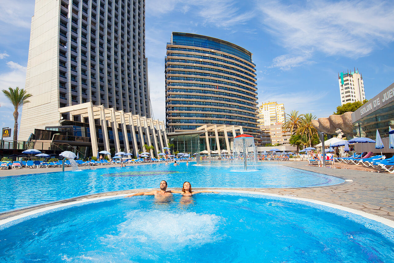 Gran Hotel Bali Benidorm Official Website